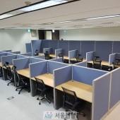 높이1200 책상파티션
