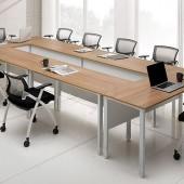 라인 연결식 회의테이블